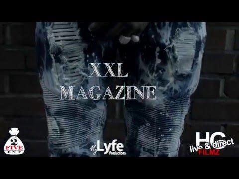 Rezz Vokalz XXL MAG 2016 Shoot