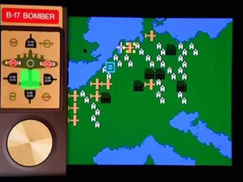 Let's Play: B-17 Bomber - Intellivision (PS2) - YouTube