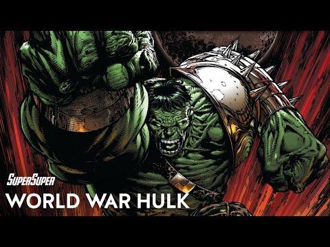World War Hulk | Episode 01 | Marvel Comics in Hindi
