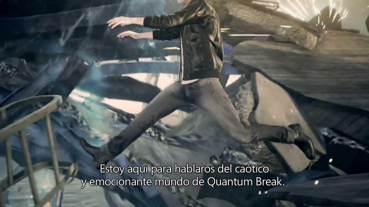 Quantum Break [PEGI 16] -  VGX Trailer