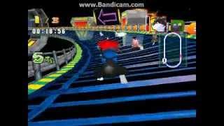 bomberman fantasy race ps1 final stage