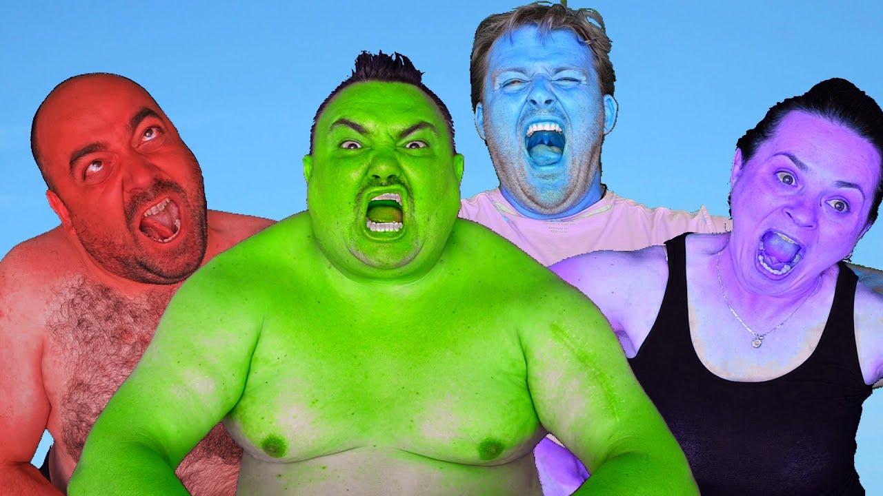 Team Hulk Morning Routine