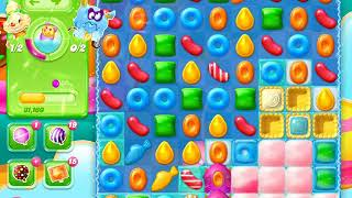 Candy Crush Jelly Saga Level 1511 (3 stars, No boosters)
