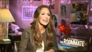 THE ROOMMATE Interviews with Leighton Meester, Minka Kelly and Cam Gigandet