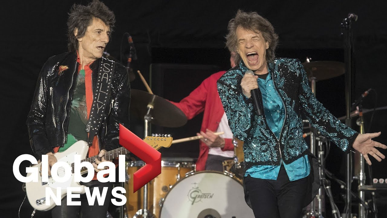 Rolling Stones rock out in Ontario at what may be their last Canadian  performance