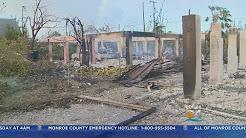 Damage In Big Pine Key Is Devastating, Residents Look For Loved Ones