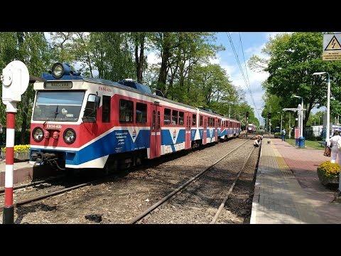 [21.05.16] Przejazd EN94-25+40 (WKD) na trasie Grodzisk Mazowiecki - Warszawa