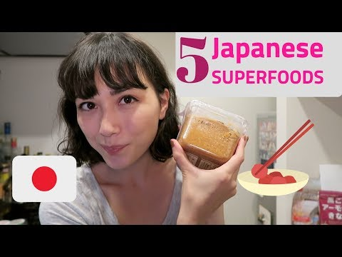 5 Japanese SUPERFOODS you should know