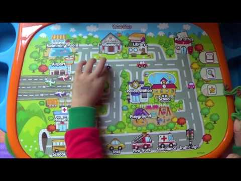 Review Mesa de Actividades / Vtech touch and learn activity desk for Kids