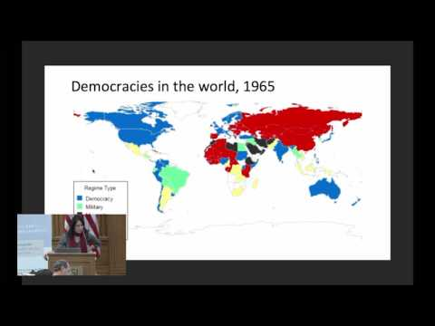 Beatriz Magaloni: The Problems of Social Order and Violence in Latin America