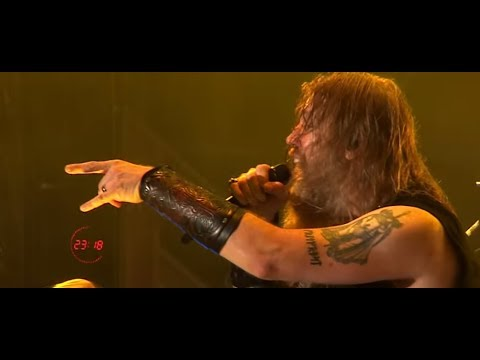"""Amon Amarth release live video for """"Raise Your Horns"""" off new live album/documentary..!"""