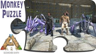 ARK Scorched Earth Ep 14 - Hatching Wyverns
