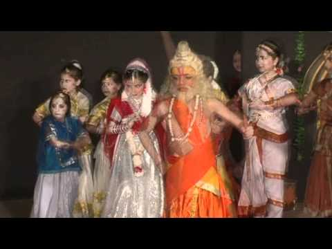 Natraj - Bal RamLela 2010 Travel Video