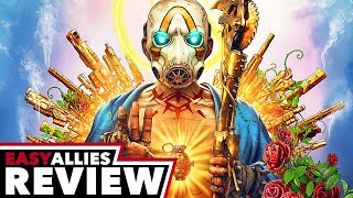 Borderlands 3 - Easy Allies Review (Video Game Video Review)