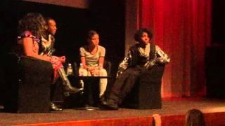 Jamillah & Aladdin - Cast Q&A - 28th Nov 2015