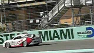 Porsche GT3 on front straight @ NASA HPDE Race Event Thumbnail