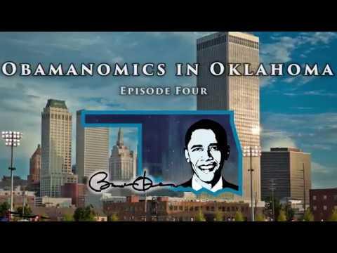 Obamanomics: Economic Growth in Oklahoma (Episode 4) 4K