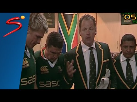 Springboks vs Wallabies history at Loftus Versfeld
