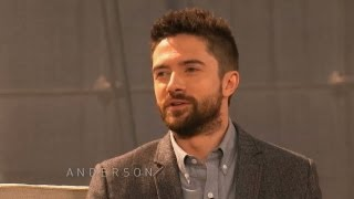 Topher Grace on Meeting Childhood Bully with De Niro Next to Him