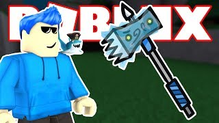 THIS HAMMER FREEZES YOU! | FLEE THE FACILITY | ROBLOX