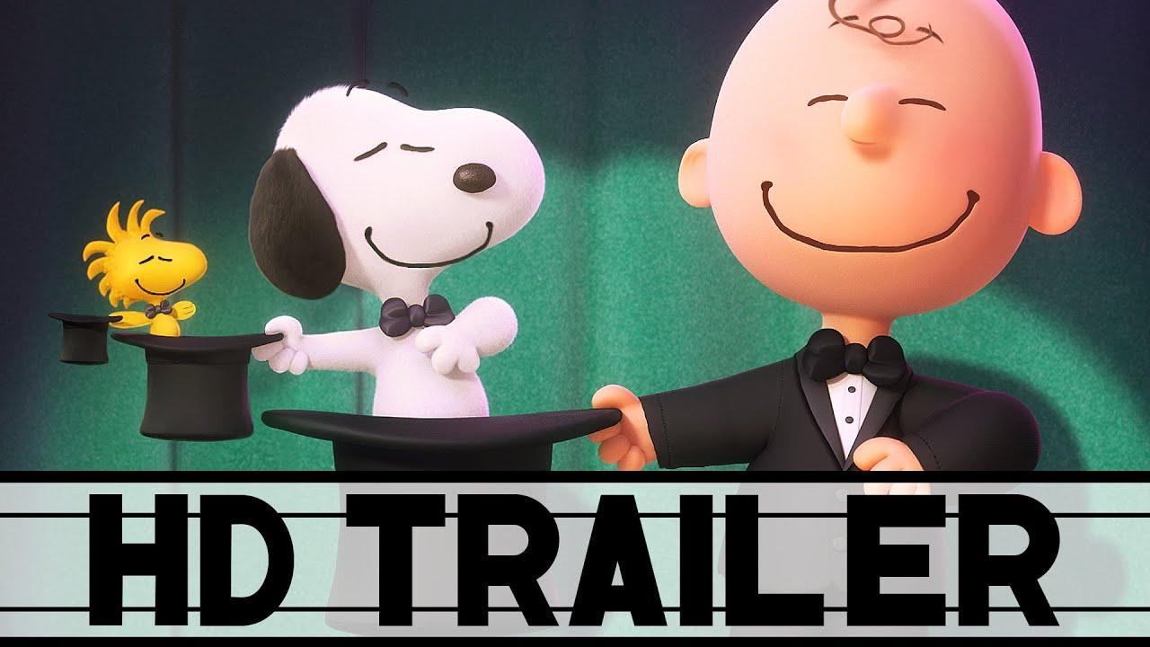 Die Peanuts Der Film Trailer