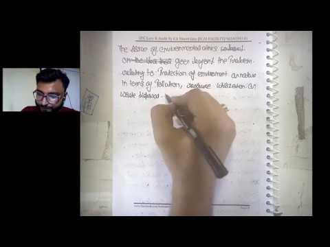 IPCC Ethics Revision - Enviromental Ethics