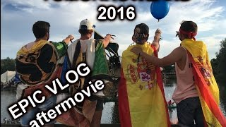 TOMORROWLAND 2016 // EPIC VLOG + AFTERMOVIE UNOFFICIAL // MALAGA