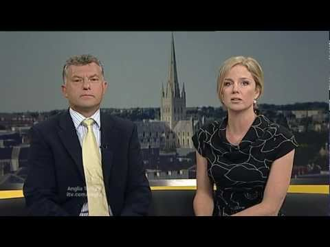 Anglia Tonight - Andrea Hill finally leaves Suffolk Council - 4th July 2011
