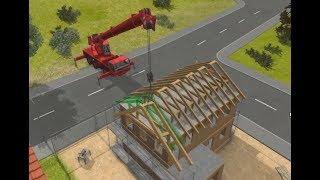 #3 Construction Simulator 2012 PC/MAC 1080p60fps (2018)