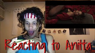 Reacting to Anitta - Rosa ft Prince Royce ( Kisses Album  Reaction)