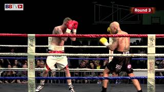SIMON HAWORTH (DEBUT) VS DALE ARROWSMITH - BBTV - EMPIRE PROMOTIONS - IRLAM & CADISHEAD