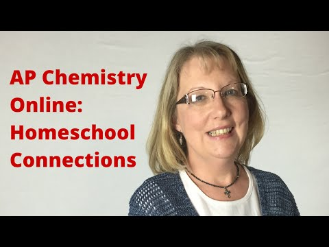 AP Chemistry: Online Homeschool Classes