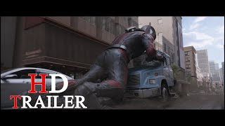   New Letters Hollywood Dubbed Movie 2018   New Ant- Man Trailer 2018  Action Movie 2018 