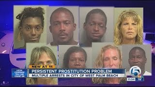 Persistent prostitution problem in West Palm Beach(Dan Corcoran reports., 2014-07-15T03:30:10.000Z)