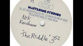 Nik Kershaw - The Riddle Remix