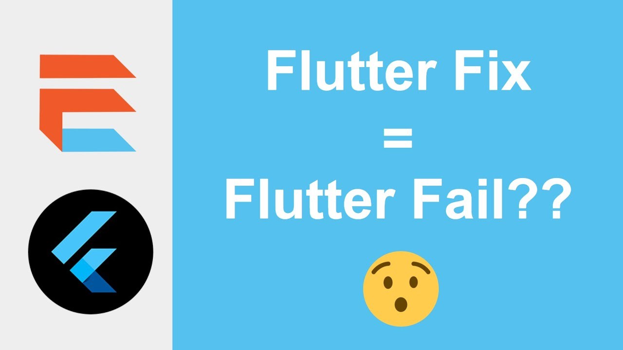 Testing How Flutter Fix Works (+ How to Update Deprecations)