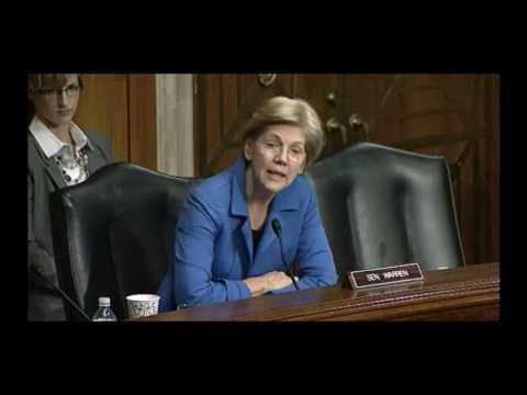 Senator Elizabeth Warren - The Cost and Availability of Biosimilar Drugs