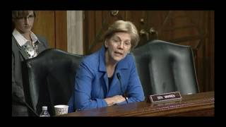 Senator Elizabeth Warren - The Cost and Availability of Biosimilar Drugs