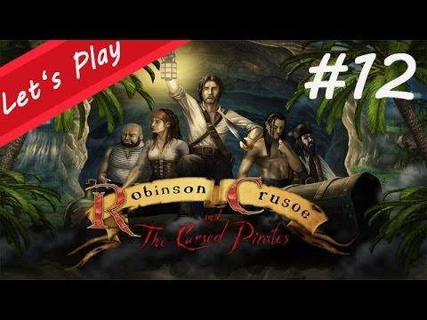 Robinson Crusoe   Cursed Pirate 12 |