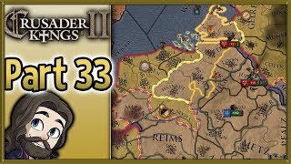 Crusader Kings II Asturias Gameplay - Part 33 - Let