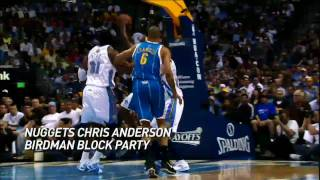 Denver Nuggets Top 10 Plays of Playoffs