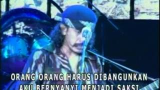 KESAKSIAN - IWAN FALS - karaoke