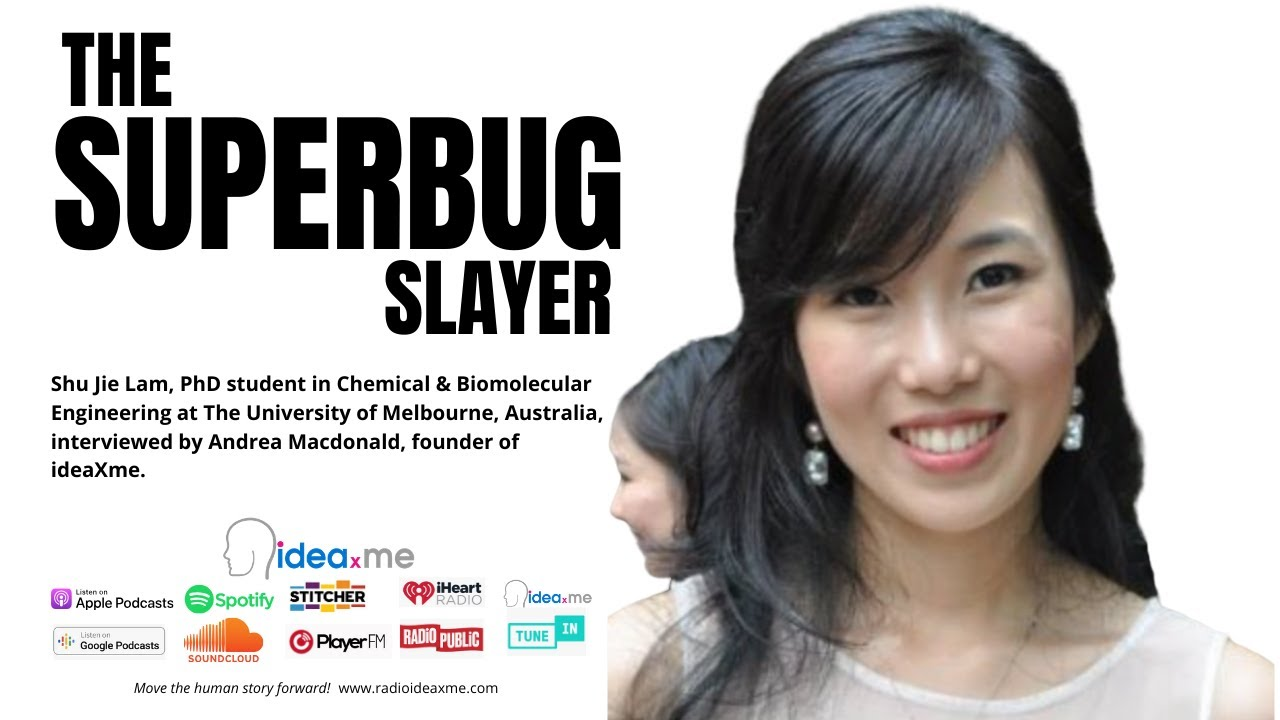 Shu J Lam, the superbug slayer. How a PHD student is going to slay ...