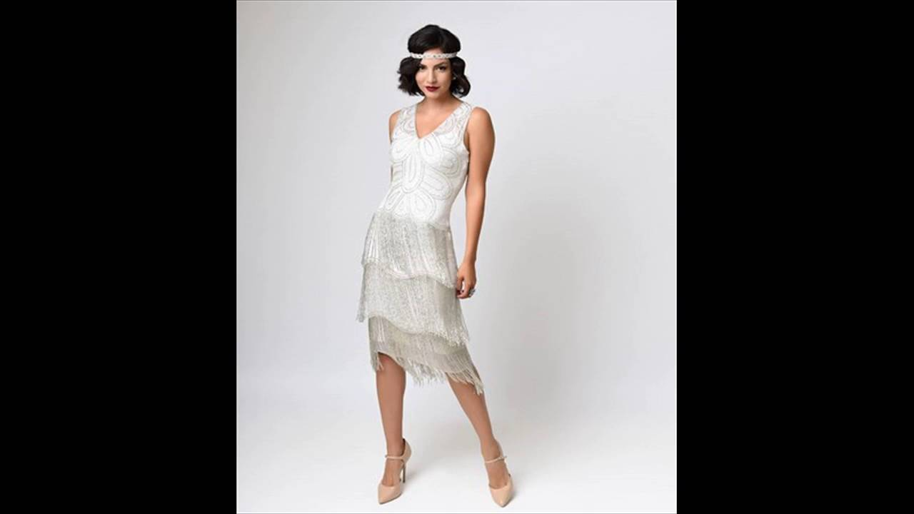 1920s Dresses And Fler Inspired Fashion