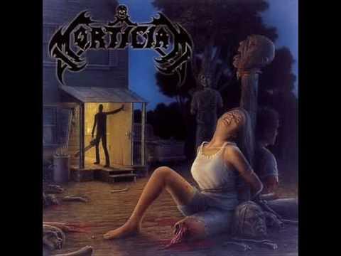 Mortician - Tormented