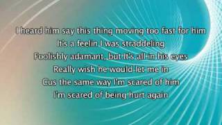 Jennifer Lopez - Brave, Lyrics In Video