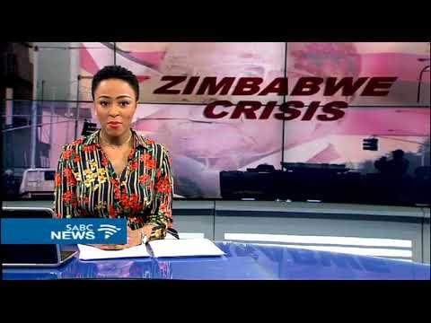 Mugabe's nephew Patrick Zhuwao speaks out on Zimbabwe situation