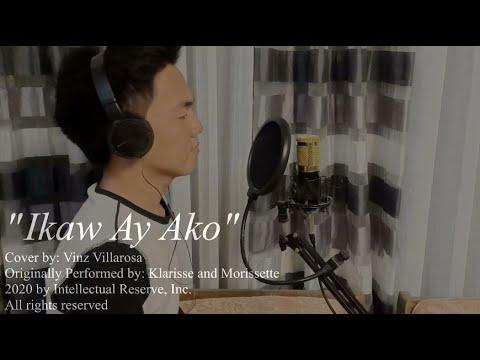 Ikaw Ay Ako Male Cover By Vinz Villarosa