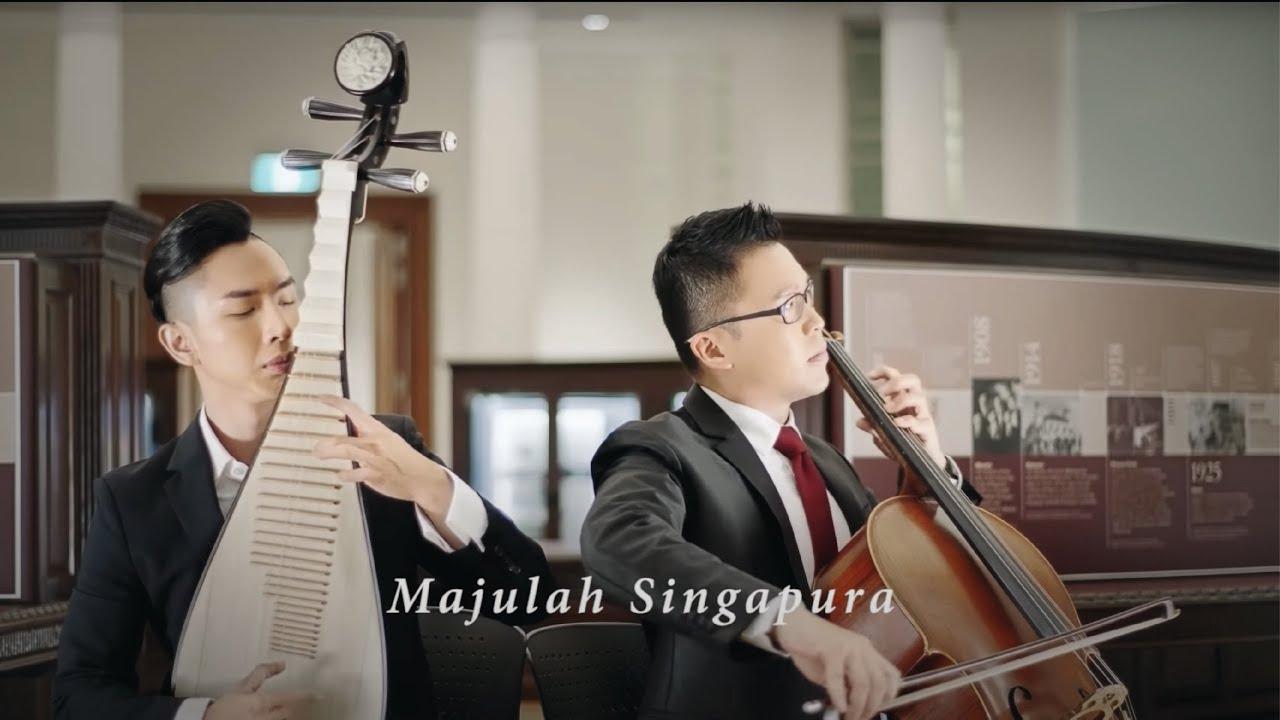Singapore S National Anthem Majulah Singapura