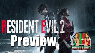 Resident Evil 2 Preview (demo) - Worthabuy?